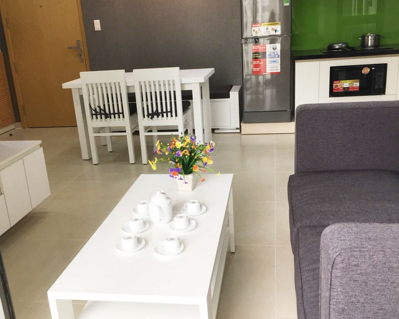 Apartment for rent right in the heart Thao Dien area