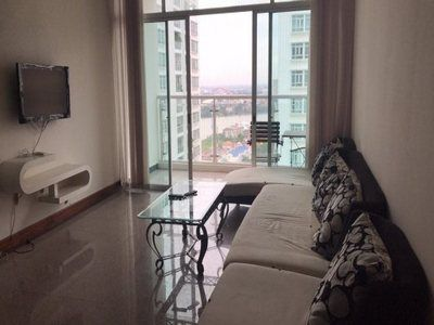 Apartment for rent 2 bedrooms, Thao Dien area, close to the river