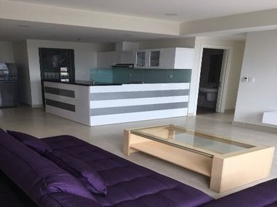 Apartment for rent 3 bedrooms, Thao Dien area, new building