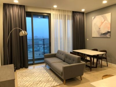 The Nassim apartment for rent, Thao Dien area, fully furniture