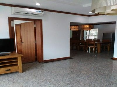 Hoang Anh Gia Lai apartment for rent Thao Dien area, 4 bedrooms