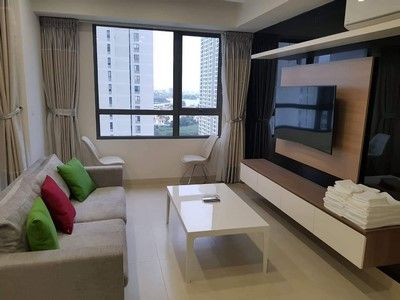 2 bedrooms apartment in Masteri Thao Dien, high floor, furnished