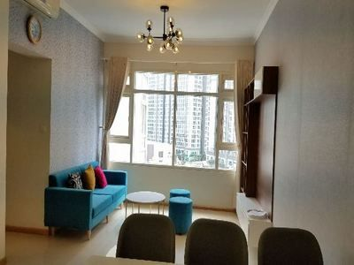 Modern apartment at Binh Thanh Dist for rent with fully amenities