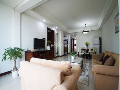For rent apartment on Nguyen Huu Canh st, Binh Thanh District