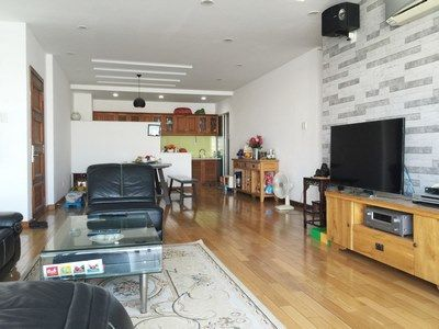 Apartment for rent Thao Dien area, 4 bedrooms, quiet place