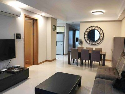 For rent apartment in Binh Thanh district with swimming pool