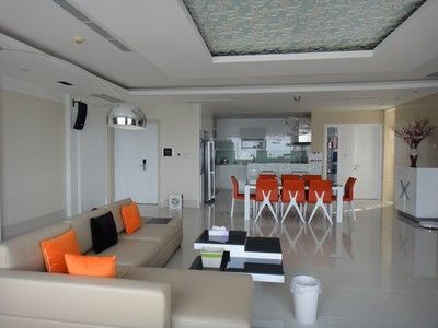 Penthouse for rent fully furniture in Binh Thanh district