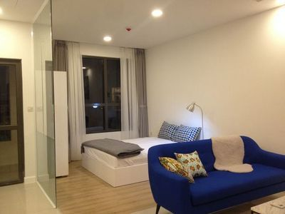 For rent apartment in Icon 56 Ben Van Don st, district 4
