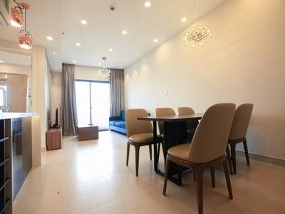 Apartment for rent river view, quiet space in Thao Dien area