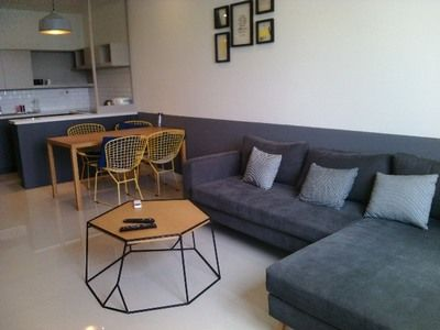 Icon 56 apartment for rent in District 4, near Bitexco tower