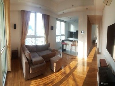 For rent The Manor apartment, 1 bedroom with balcony