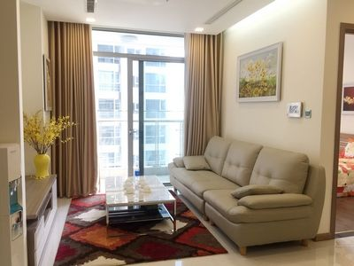 Vinhomes Central Park apartment for rent 3 bedrooms