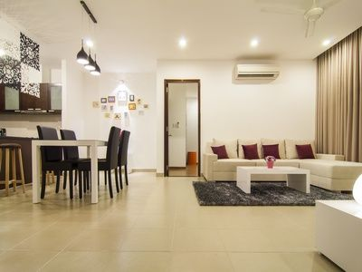 Apartment for rent 3 bedrooms in District 1