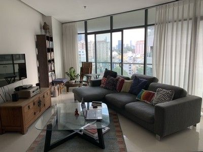 Luxurious City Garden apartment, 3 bedrooms 141 sqm for rent