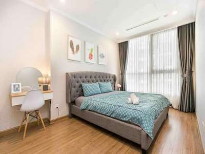 One-bedroom apartment in Vinhomes Central Park, Binh Thanh