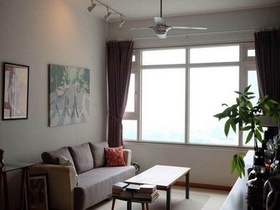 Cozy 2-bedroom apartment in Saigon Pearl for rent