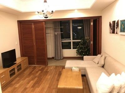 Cozy 2-bedroom apartment for rent in Binh Thanh district