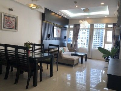 Fully furnished apartment, 2 bedrooms in Saigon Pearl for rent