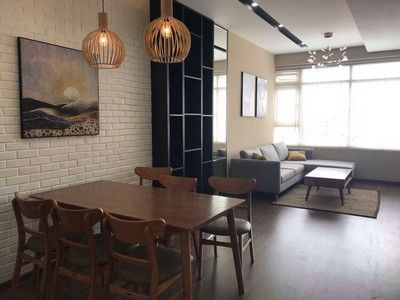 Nice-decorated apartment in Saigon Pearl for rent