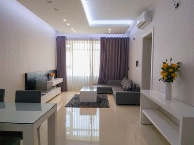 Luxury apartment for rent in Saigon Pearl - vicinity District 1