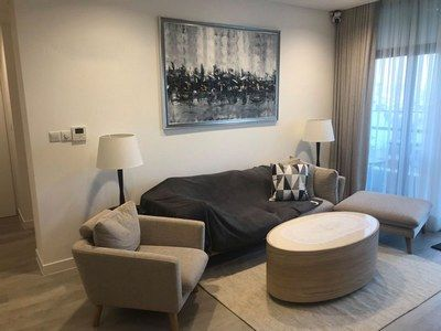 Luxury apartment with designer furniture in City Garden for rent