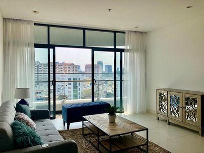 One-bedroom apartment in City Garden, Binh Thanh