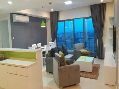 Masteri Thao Dien for rent 3 bedrooms, full furniture and good price