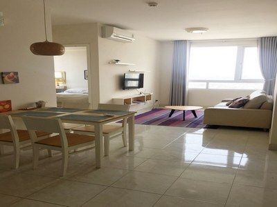 Apartment for rent high floor in Binh Thanh district