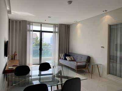 For rent luxurious 1-bedroom apartment in City Garden