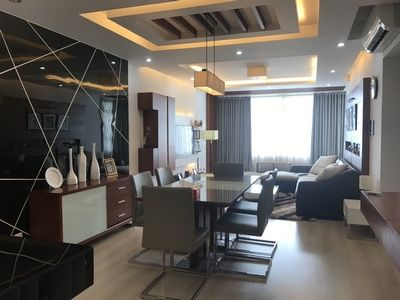 Apartment for rent 2 bedrooms, full furniture, Saigon river view
