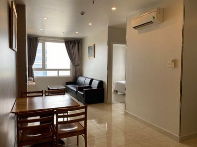 Riverside 90 apartment, 2-bedroom with nice furniture for rent