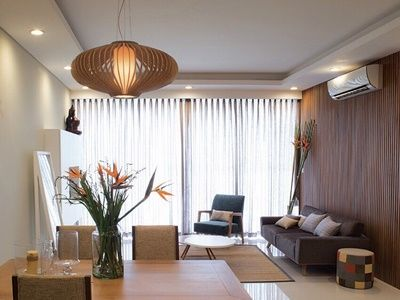 Thao Dien Pearl in District 2 for rent 2 bedrooms apartment