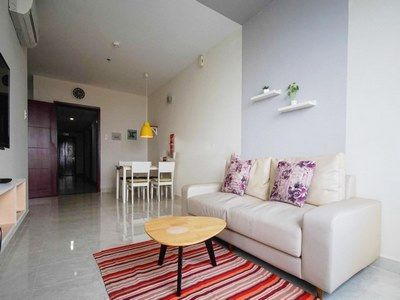 Apartment for rent 1 bedroom, high floor, Binh Thanh district