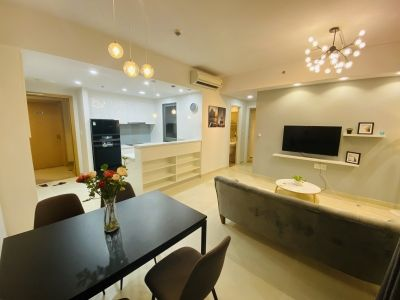 2 bedrooms apartment for rent in Masteri Thao Dien