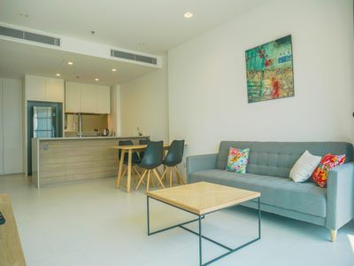 1 bedroom apartment in City Garden - Binh Thanh district