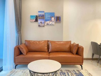 Apartment for rent with 2 bedrooms in Sunwah Pearl