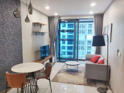 Sunwah Pearl apartment for rent high floor