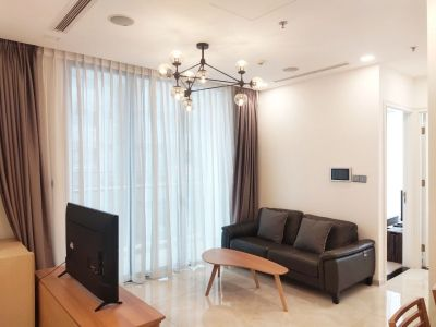 Vinhomes Golden River for rent in District 1, smarthome