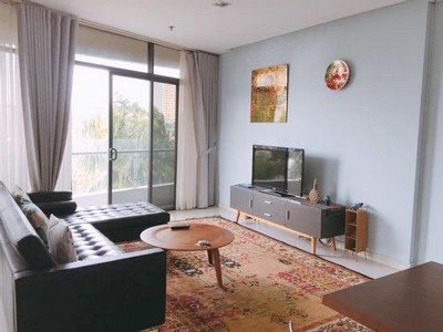 For rent apartment in City Garden, border of the center district 1