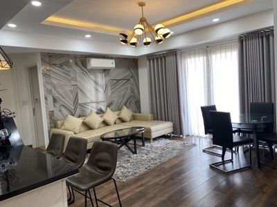 For rent apartment in Thao Dien area, district 2