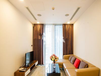 For rent smarthome apartment - Ben Nghe ward, district 1