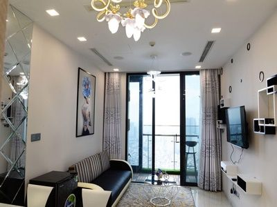 Apartment for rent in Vinhomes Golden River, smarthome