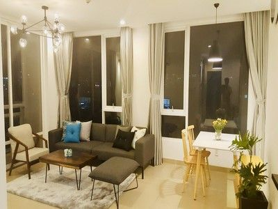 Apartment for rent 2 bedrooms in District 1