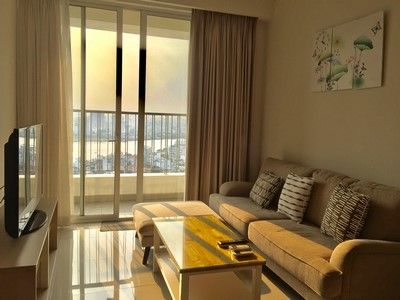 Apartment for rent in Thao Dien Pearl, 2 bedrooms