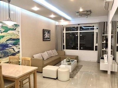 Apartment for rent in Saigon Pearl, Nguyen Huu Canh street