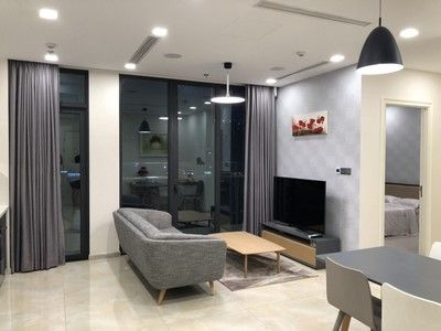 Apartment in District 1, smarthome, middle floor