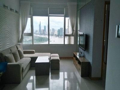 Apartment for rent at Binh Thanh District with 3 bedrooms