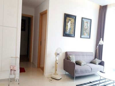 Sala Urban apartment for rent Mai Chi Tho st, district 2