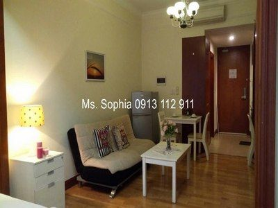Studio apartment for rent fully aminities, close to the center
