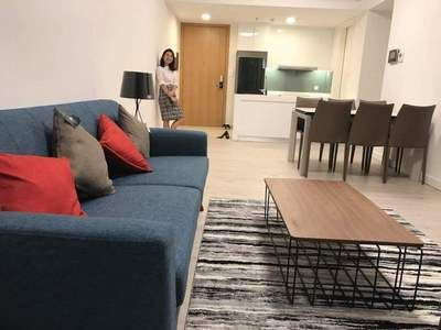 Gate Way Thao Dien for rent modern and fully furniture
